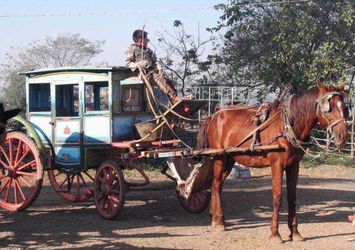ミャンマー、ピンウールィン(2005)